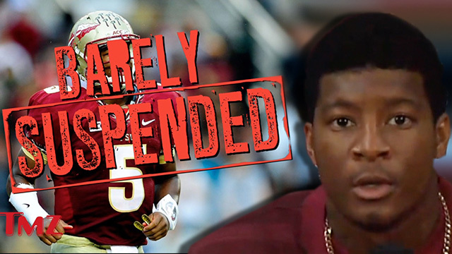 Bleep in Just His Jameis Team Winston Bleeped  -- Right the