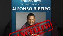 Alfonso Ribeiro -- Leaves Nightclub High and Dry -- Carlton Wants to Charleston