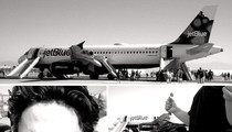 'Twilight' Star Jackson Rathbone -- Engine Explodes on Flight ... Emergency Landing