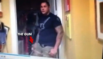 UFC -- Fires Thiago Silva ... After Gun Video Surfaces