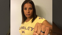 Fallon Fox -- Hey Ronda ... SHUT UP AND FIGHT ME ALREADY!