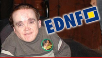Eric the Actor -- Sworn 'Stern Show' Enemy Sets Up Memorial Fund