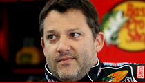 Tony Stewart -- CLEARED Of Criminal Charges ... Kevin Ward Was High On Weed