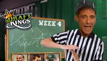 Harvey's NFL Fantasy Picks -- Have Faith In The Short Man