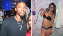 Ex-NBA Star Boobie Gibson -- BOOTY HUNTIN' ... At Erotic Hollywood Nightclub