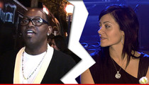 Randy Jackson's Wife -- I Want A Divorce, Dawg!