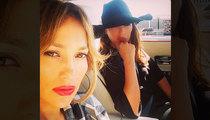 Jennifer Lopez -- Nailed by Drunk Driver