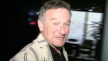 Robin Williams -- Private Celebrity Tribute Held