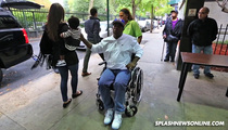 Tracy Morgan Still Wheelchair Bound ... Walking is Now Questionable (VIDEO)
