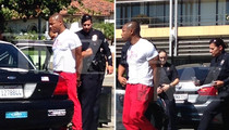 Tank -- Singer Arrested After Cell Phone Stop (UPDATE)