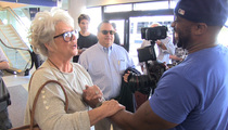 Paula Deen -- Receives Black Guy Seal of Approval