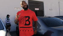 The Game -- Warns Cardinals Fans ... Careful Where You Wear RED in L.A.