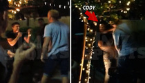 UFC Fighter Cody Gibson -- SOCKED HARD IN FACE ... In Crazy Bar Fight (Video)
