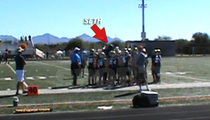 Ex-NFL Star Seth Joyner -- EXPLODES ON YOUTH FOOTBALL TEAM ... Tough Love or Too Far?