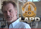 Stephen Collins -- LAPD 'Revisits' Investigation in Light of Story