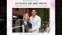 Joe Francis -- Soy Un Papa! My Babies Have Exquisite Kardashian Style