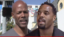 Keenan & Shawn Wayans -- Sued By Law Firm -- We're Gonna Get You Suckas!