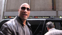 The Rock -- NO-GO FOR WRESTLEMANIA ... Can't Afford to Mess Up This Face!