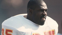 Ex-NFL Star Christian Okoye -- Concerned for African Family Members ... Over Ebola Outbreak