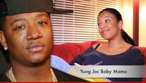 'Love and Hip Hop' Star Yung Joc -- I'm Gonna Torpedo My Baby Mama's New Show