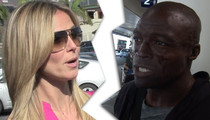 Heidi Klum -- Divorce Signed, Sealed and Delivered