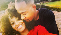 Columbus Short's New Girlfriend -- He Doesn't Scare Me ... I Am His Queen!