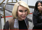 Joan Rivers -- Death Caused by Lack of Oxygen to Brain ... While Under Propofol