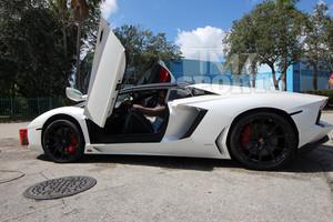 Hanley Ramirez's Hot Lamborghini