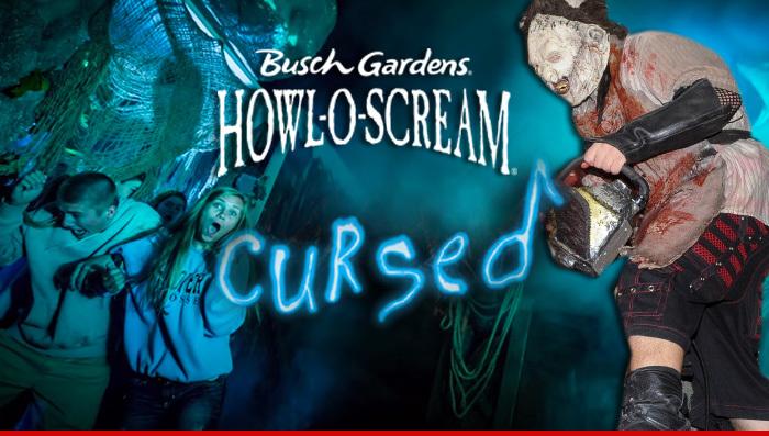 Busch gardens pregnant woman sues over chainsaw horror - Busch gardens halloween horror nights ...
