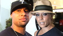 Hank Baskett Goes To FBI ... The Transsexual Extorted Me!