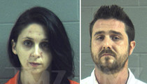'Sons of Guns' Stars Stephanie and Kris ARRESTED ... For Cruelty to Their Child