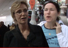 Jane Lynch -- I'm Officially Divorced ... and It Cost Me a Fortune!
