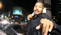 Omar Benson Miller -- Halloween Candy Can Be Deadly ... Just Ask My Bro