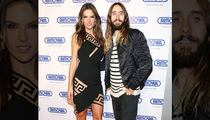 Alessandra Ambrosio and Jared Leto -- Who'd You Rather? (PHOTO)