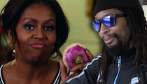 Lil Jon -- I'll Turn Up for Turnips, If the First Lady ...