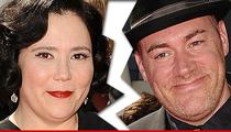 'Family Guy' Star Alex Borstein -- Husband Files For Divorce ... I Want Pewterschmidt Money