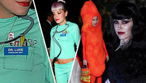 Katy Perry -- That's a Spicy Costume!