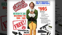 Will Ferrell -- Take My Elf-ing Pic Off Your Gun Ad