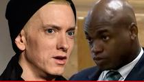 Eminem -- Targets Adrian Peterson ... In New Rap Attack
