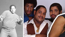 Sugarhill Gang's Big Bank Hank -- Women Fight for His Delight ... in Heaven Now