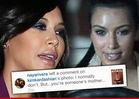 Naya Rivera -- Shots Fired Over Kim Kardashian Ass Photo