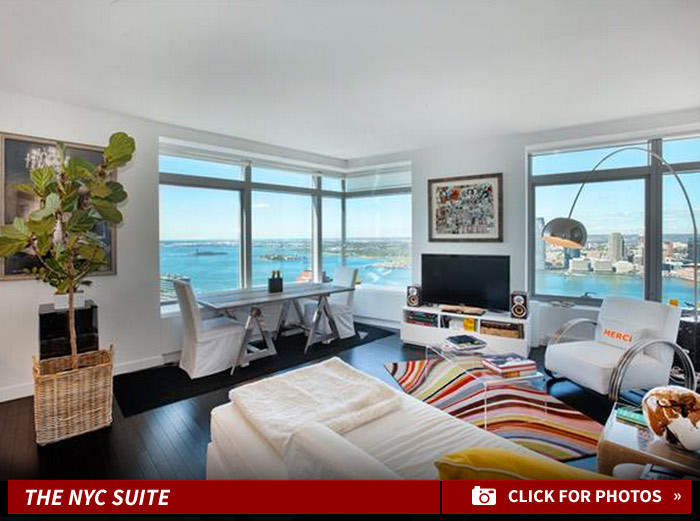 Lindsay Lohan My New NYC Pad Will Have a Killer View!