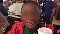 Dwight Howard -- Baby Mama Throws 7-Year-Old Son's B-day Party At Hooters