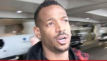 Marlon Wayans -- I Call All My Friends N Word ... Even White Chicks