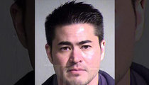 'Pregnant Man' Thomas Beatie -- Busted for Stalking (UPDATE)