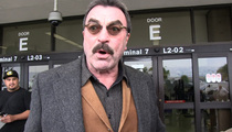 Tom Selleck -- Tell Shaq I Would Dominate Him ... In a Free Throw Contest