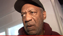 Bill Cosby -- New Allegation ... He Slipped Me A Quaalude and I Woke Up with His Friend