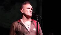 Morrissey -- Diabolical Heckler Derails Show