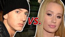 Iggy Azalea -- Not-So-Clearly the Victim in Eminem Rap Feud