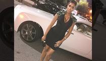 'Real Housewife' Porsha Williams -- I Lost My Sugar Daddy ... Now I'm Losing My Rolls